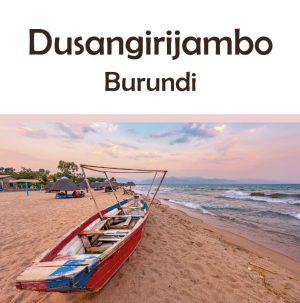 Burundi Dusangirijambo